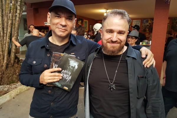 Dia do lançamento das Antologias: Sombria e Vampiro